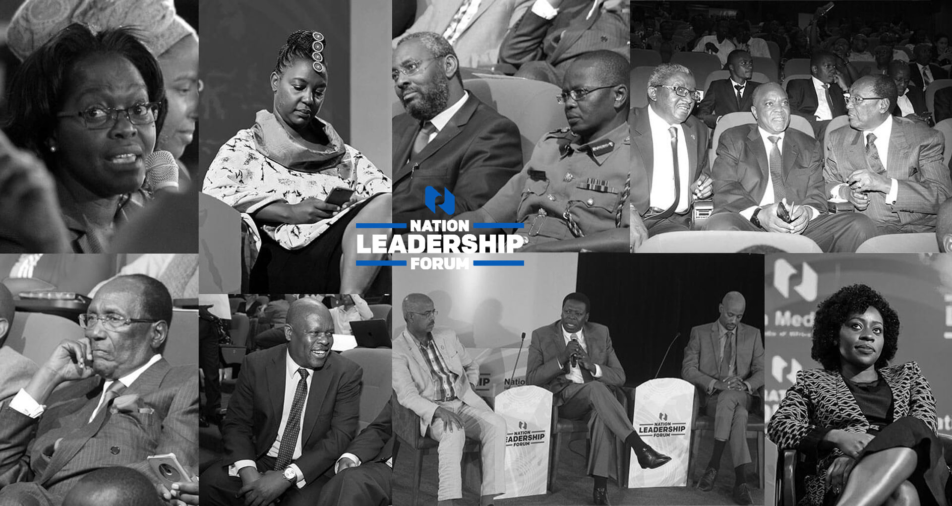 Welcome to the Nation Leadership Forum