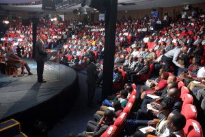 Nation Leadership Forum: Building Kenyans, Dreams
