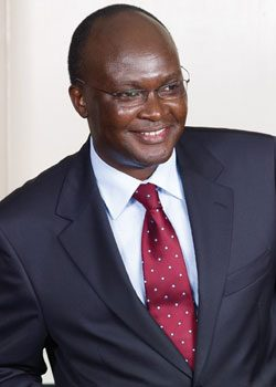 Hon. James Macharia