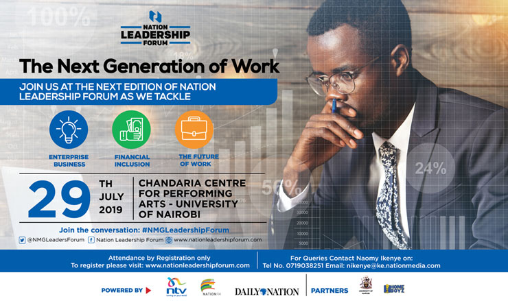 The Next Generation of Work