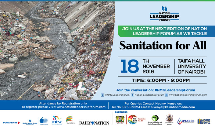 Sanitation for All
